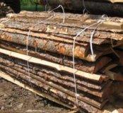 Горбыль и дрова высохшие