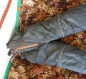 Зимняя куртка со штанами.рост 110.