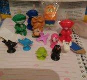 Куклы-игрушки