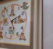 """Детские часы """"Мишки"""""""
