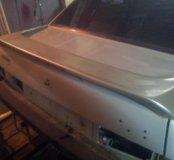 Крышка багажника Ваз