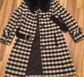 Пальто  фирмы your line женское осень-зима 42-44