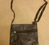 Новая сумка на длинном ремне