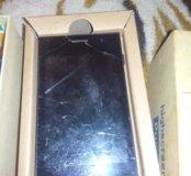 Телефон новый(битый)