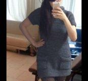 Платье шерстяное Donna Karan M,42-44-46