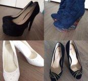 Обувь женская размер 35-36
