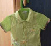 Пиджак, рубашка
