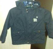 Куртка- пальто -парка