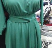 Платье яркого цвета