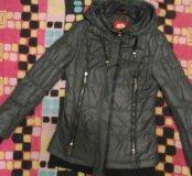 Осенняя курточка(торг)