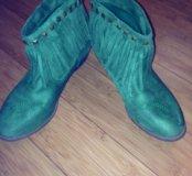 ботинки- казачки