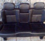 Продам комплект сидений на АКТИОН