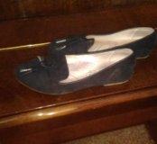 Туфли для школы, 37 размер, 23 см