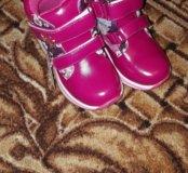 !Новые! Ботиночки для девочки