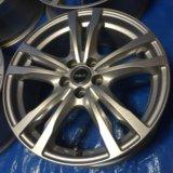 Красивые диски R17 5x100 Feid для Subaru