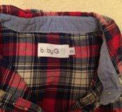 Кофточка рубашка на девочку