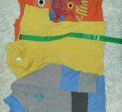 Кофта и 2 футболки