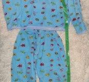 Пижама, кофта, колготки и носочки