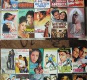 Индийские фильмы на видеокассетах VHS