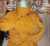 Куртка - парка подростковая