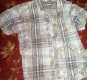 Рубашки на 8-10 лет