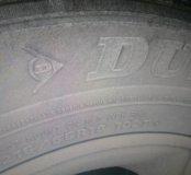 Зимняя шипованая резина Dunlop 215-65-16