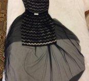 Платье(одето 1 раз)