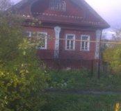 Дом бревечатый
