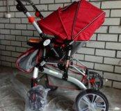 Детская коляска-трансформер Jiaobei