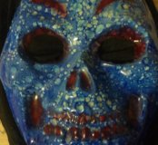 Страшная маска