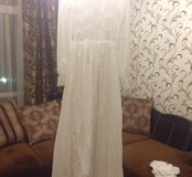 Платье свадебное Золотой песок