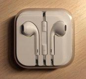 Наушники EarPods Apple Iphone 6