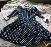 Платье в стиле 50х