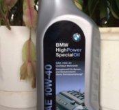 Масло 10w40 BMW original