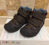 Детские демисезонные ботинки GEOX