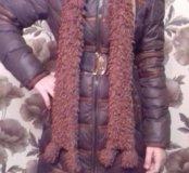Пальто ( на девочку 9- 12 лет.)