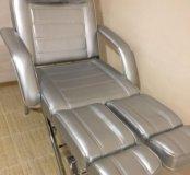 Педикюрное массажное кресло кушетка