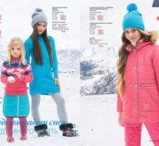 Одежда для девочек 98-170