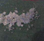 Венок на голову для невесты