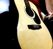 Хорошая гитара + чехол