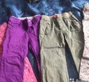 Детские штанишки на девочку