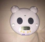 Детские электронные весы плюс рост