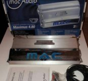 усилитель Mac Audio Maximus 4.80