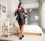 Вечернее платье размер 48-50