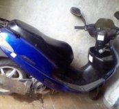 Мотацикл Андрес