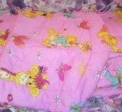 Бордюрчики для детской кроватки