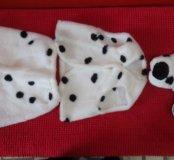 Новогодний костюм далматинец