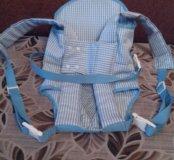 Кроватка, разв.ковр, прыгунки, сумка пер,коляска