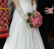 Свадебное платье рр.42-46