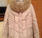 Куртка тёплая женская